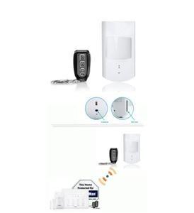 Securityman - pir-sd - pir motion sensor hidden camera/sd slot