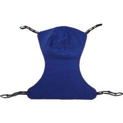 Invacare Compatible Solid Fabric Sling - Full Body (Medium 53''x42'') by PRO