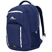 High Sierra Riprap Lifestyle Backpack (Blue) by High Siera (Image #1)