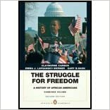 Struggle for Freedom- History of African Americans (2nd, 11) by [Paperback (2010)]