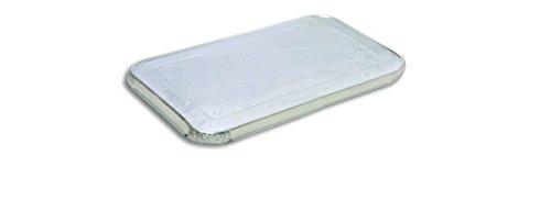 Trinidad Benham Aluminum Foil Full Size Deep Steam Pan Li...