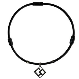 Trion:Z Elite Necklace (Black, Large), Outdoor Stuffs