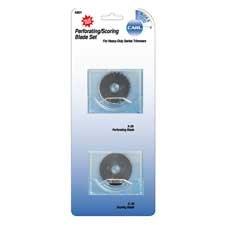 CARL MFG Perforating/Scoring Replacement Blades (CUI14031)