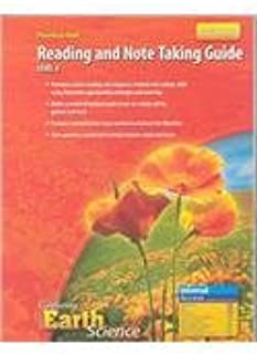 amazon com focus on life science reading and note taking guide rh amazon com reading and note taking guide level a answers earth science reading and note taking guide level a teacher edition