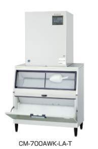 ホシザキ 製氷機 チップアイス CM-700AWK-LA-T   B07P69QMP3