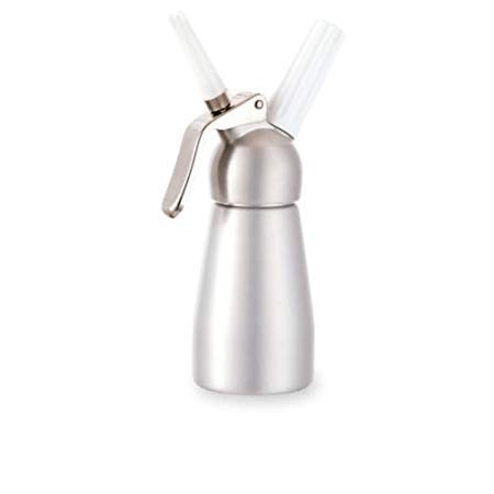 CERAON Cream Dispenser/Whipper - 0.25 Litre (Silver Aluminium)