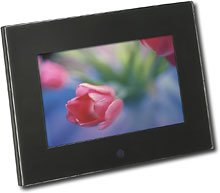 Insignia NS-DPF8WA-09 - Digital Photo Frame - Flash 128 MB - 8