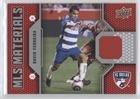 David Ferreira (Trading Card) 2011 Upper Deck - MLS Materials #M-DF - Mdf Material