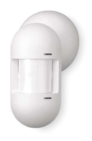 Occupancy Sensor, PIR, 1600 sq ft, White by Hubbell
