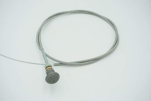 Omnia Warehouse WO-A1301 Carburetor Choke Cable/Sheath Ford GPW Jeep Willys MB M38 M38-A1 WO-A1301 ()