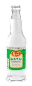 Foxon Park, Gassosa Soda, 12 oz. Bottle (Case of 12) by Foxon Park made in New England