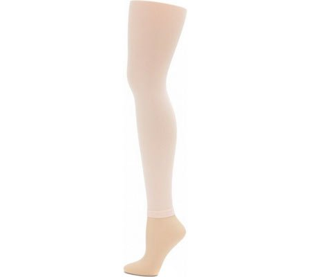 78725393aaae5 Amazon.com: Capezio Girls Ultra Soft Footless Tight, Ballet Pink ...