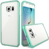 Galaxy S6 Edge Case, Verus [Crystal Mixx][Mint] - [Clear Cover][Slim Protection] For Samsung Galaxy S6 Edge