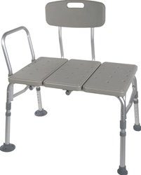 Drive Medical KD Bath Tub Transfer Bench 12011KD-1