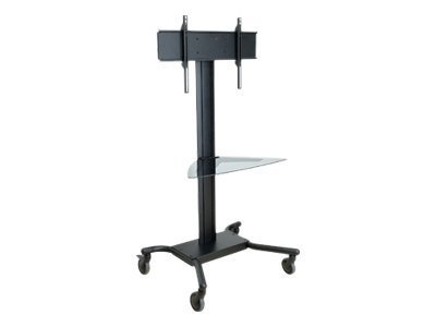 Peerless SmartMount Universal Flat Panel TV Cart SR560M - Cart for LCD / plasma panel - metal, col * (Plasma Mount Smartmount Universal)