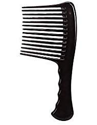 JUMBO RAKE HANDLE COMB UNTANGLE by La Beaute