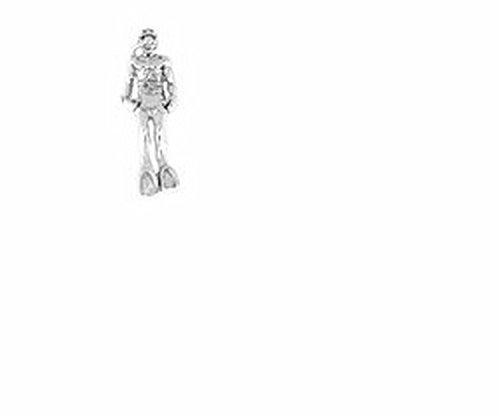 [Male SCuba Diver Pendant] (Scuba Costume Child)