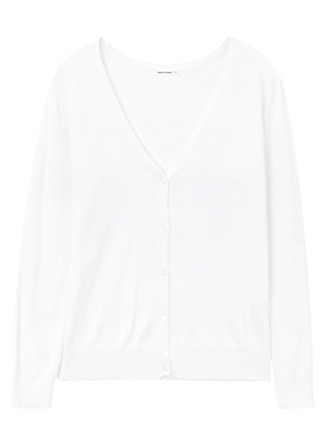 meters-bonwe-womens-solid-v-neck-long-sleeve-single-breasted-cardigan-white-l