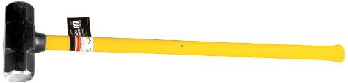 (Performance Tool M7114 10-Pound Sledge Hammer With Fiberglass Handle)