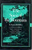 Spirit of the Mountains, Miles, Emma B., 0870491814