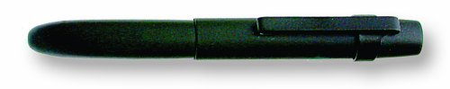 Fisher Space Pen, X-Mark Bullet Space Pen, Matte Black (SM400BWCBCL)