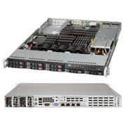 Supermicro SuperServer 1027R-WRF4+ Barebone System - 1U Rack-mountable - Intel C606 Chipset - Socket R LGA-2011 - 2 x Processor Support - Black - 768 GB DDR3 SDRAM DDR3-1600/PC3-12800 Maximum RAM Support - Serial ATA/600, Serial Attached SCSI (SAS) RAID (Serial Ata Integrated)