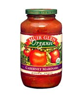 Muir Glen Organic Pasta Sauce Cabernet Marinara -- 25.5 fl oz