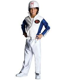 Rubie's Costume Co Deluxe Speed Racer Child ()