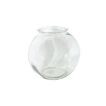 Anchor Hocking 4262 Goldfish Bowl Drum, 1 gallon from PS04O