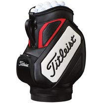 Titleist Tour Den Caddy - Black/White/Red - TA7ACDC-061