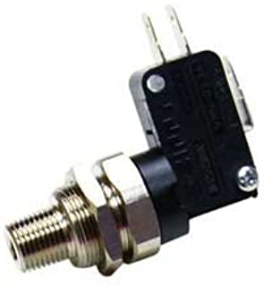 """product image for Clippard MAS-1C3-65-P Miniature Air Switch, 10 Amp, Screw Terminals, 65 psig, 1/8"""" NPT Port, Male"""