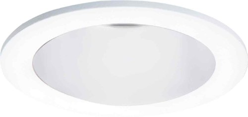 (HALO Recessed 3004WHW 3-Inch 35-Degree Adjustable Trim with Reflector, White)