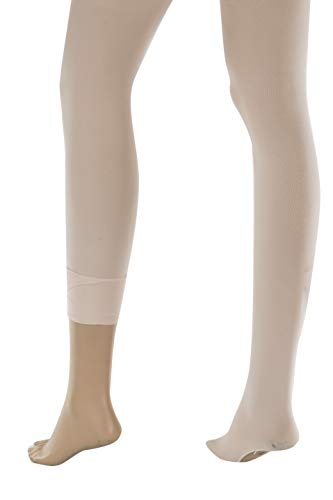 08e054688 ficello Transition Convertible Dance Ballet Tights for Women - Stretchable  Ballerina Leggings