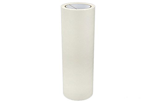 Opaque Vinyl - Expressions Vinyl - 12in. x 100ft. Paper Transfer Tape Roll - Perfect Transfer Paper for Vinyl - Medium Tack Adhesive Application Tape Works Great with Oracal 651, 631 and Cricut Vinyl