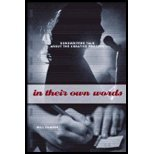 img - for In Their Own Words by DeMain, Bill [Hardcover] book / textbook / text book