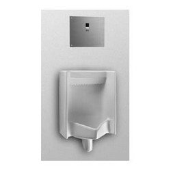 Toto UT447EV#12 Commercial Washout High Efficiency Urinal, 0.5-GPF-ADA, Colonial White