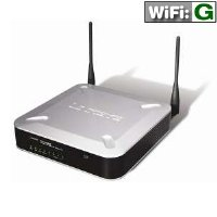 Cisco WRV210 Wireless-G VPN Router - RangeBooster