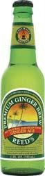 Reed's Ginger Beer Ginger Brew - Premium - Case Of 6 - 12...
