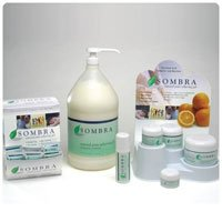 2262420 Pain Relieving Gel Warm w/Pump 1 Gallon sold indivdually sold as Individually Pt# 558356 by Sombra Cosmetics