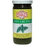 Swad Mint Chutney - 7.74oz