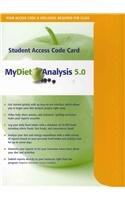 MyDietAnalysis Scholar Access Code Card