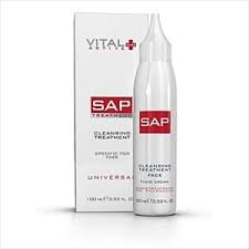 SAP Vital Plus - Limpiador líquido en crema, 100 ml: Amazon ...