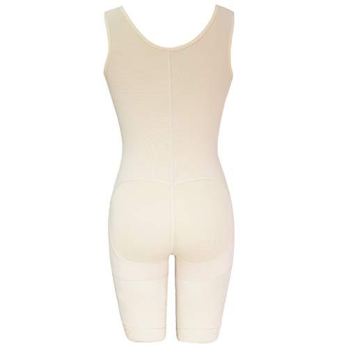 Plus Size Women Seamless Shapewear Waist Trainer Body Shaper Slimming Shapers Girdle Belts Modeling Strap Tummy Control Black ()