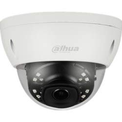Dahua, N24CL52, Network Mini Dome Camera, 1/2.8″, 2MP, CMOS, 0.007Lux/F1.6 (Color), ICR, WDR, 60fps, Alarm in/Out, Audio in/Out, IP67, IK10, IR, DC12V, PoE