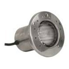 Zodiac WSLV100WS100 12-Volt 300-Watt Stainless Steel White Small Incandescent Pool and Spa Light, 100-Feet Cable