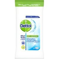 Dettol Surface Cleanser Wipes Pack of 40 KRBSCW56