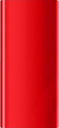 chargin 20000 mAh Power Bank  Fast Charging, 14 W   Red, Lithium Polymer
