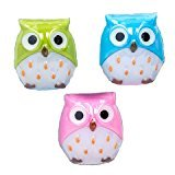 Back to School Teacher Classroom Pre-school Elementary Middle High Jot Owl-Shaped Pencil Sharpeners, 2-ct. Packs