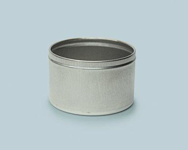 Qty. of 100 32 oz. Deep Tin bodies by Buckeye Shapeform