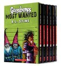 Download Goosebumps Most Wanted Box Set of 6 Books: #1 Planet of the Lawn Gnomes #2 Son of Slappy #3 How I Met My Monster #4 Frankenstein's Dog #5 Dr. Maniac Will See You Now #6 Creature Teacher: The Final Exam pdf